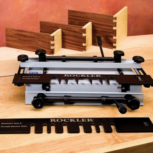 Distinctive Series Dovetail Templates, Style B - ...