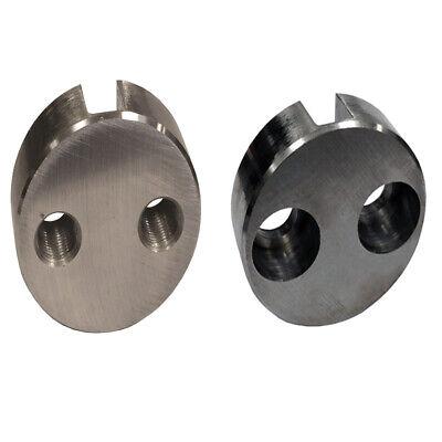 Spyder 500 Series Round Stump Grinder Teeth Pockets
