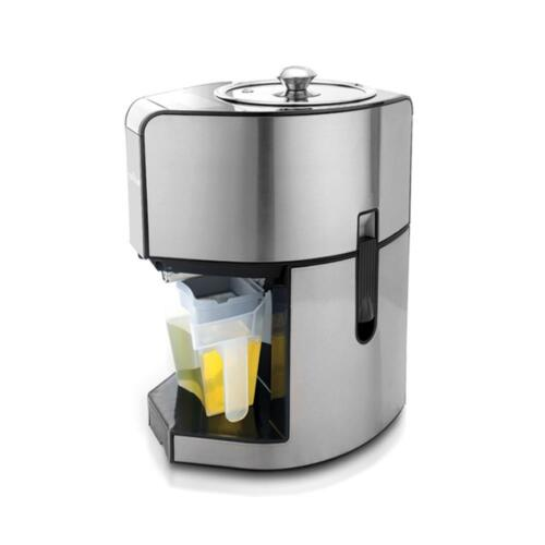 NutriChef Digital Electronic Oil Press, Stainless Steel
