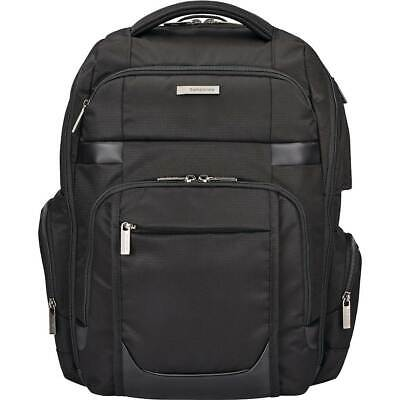 "Samsonite - Tectonic Backpack for 17"" Laptop - Black"