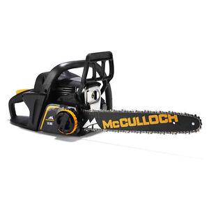 McCulloch CS 360T Petrol Chain Saw 36cc 2 Stroke Engine 14