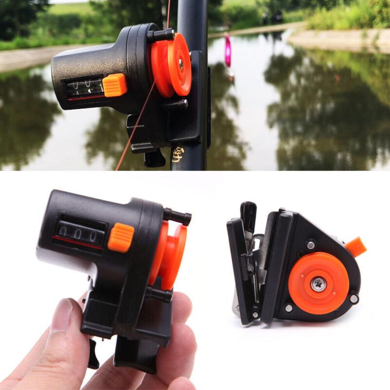 0 999m new fish finder length gauge