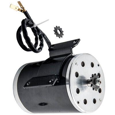 Brushed Dc Electric Motor 1000w 48v Go-kart E Bike Atv Go Kart 11 Teeth