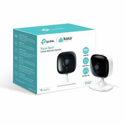 TP-Link Kasa Smart Indoor 1080p Wi-Fi Security Camera | Alexa  Google | KC100