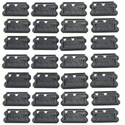 Trooper Base - 30Pcs STAND BASE FOR STAR WARS 3 3/4 INCHES FIGURES CLONE TROOPER S81*2
