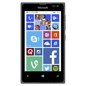 Nokia Lumia 435 Unlocked Mobile Black