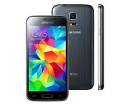 Samsung Galaxy S5 Mini G800-F Smart Phone - Black - Unlocked