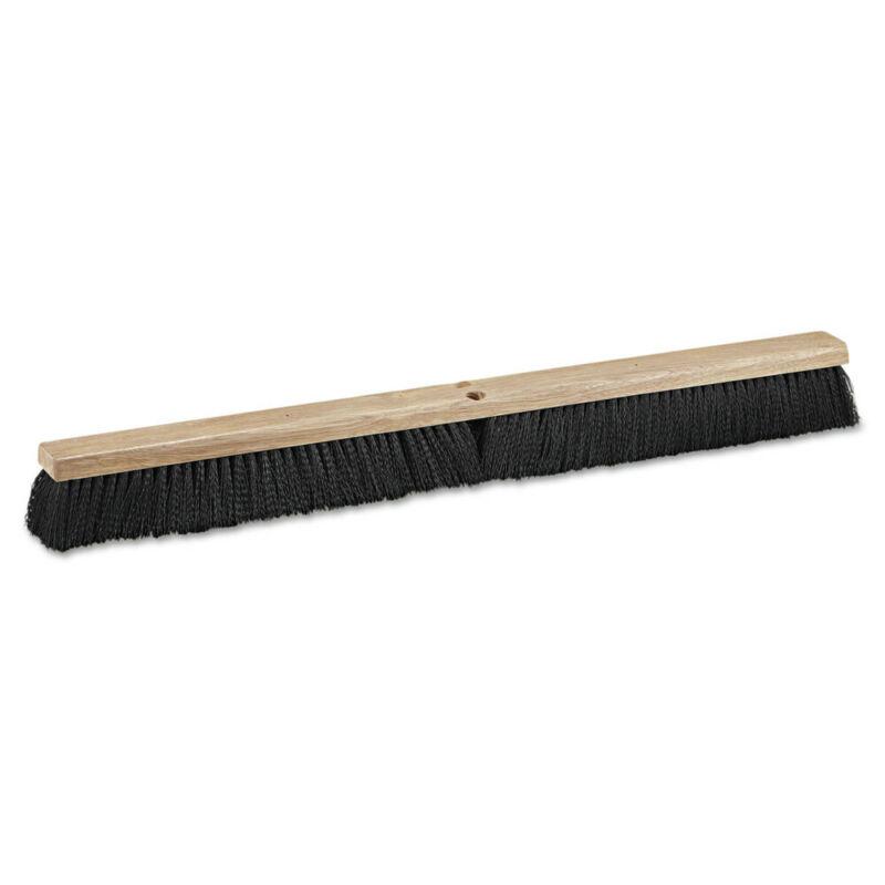 Boardwalk BWK20636 36 in. Polypropylene Bristles Floor Brush Head New