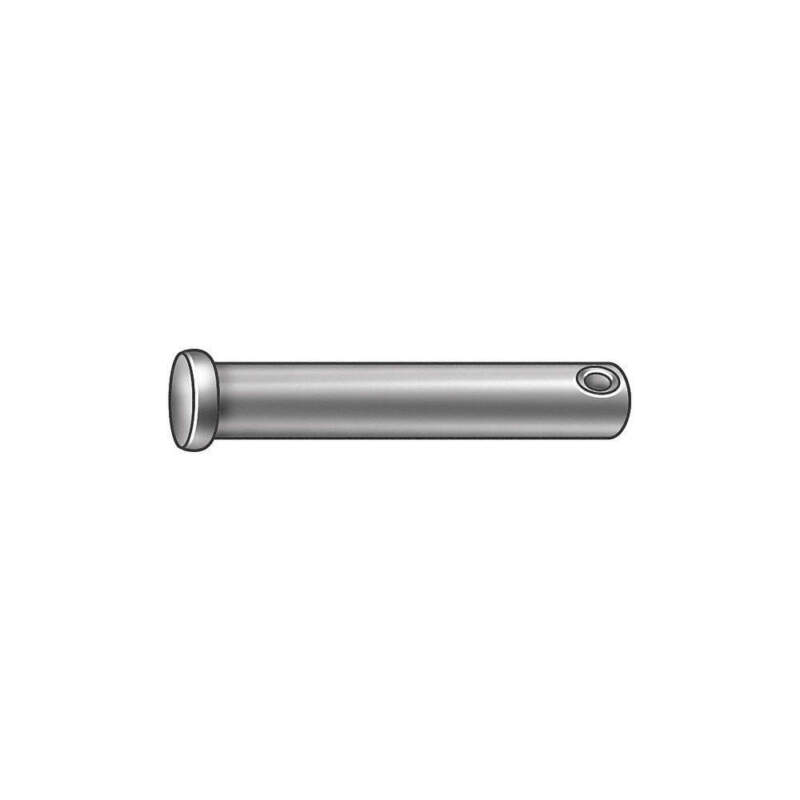 FABORY U51798.037.0300 Clevis Pin,18-8 Stainless Steel,3/8 in.
