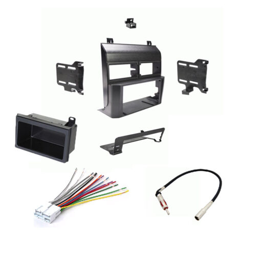 Double DIN Dash Kit Compatible with Select 1988-1994 GM SUV/Full Size Trucks