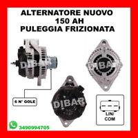 ALTERNATORE NUOVO FIAT FREEMONT DELTA DAL 2010 /> 2.0JTD 12V 130AH //// 104210-1840