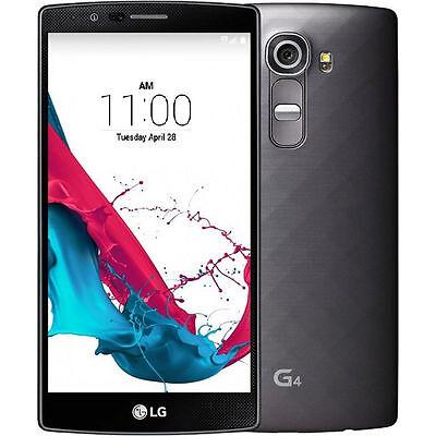 Factory Unlocked LG G4 H810 4G LTE 32GB Metallic Gray (AT&T, T-Mobile) Phone