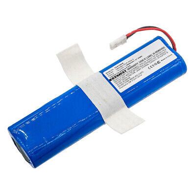 Batería para 14.4V 2600mAh ILIFE X750 V5s Pro V3s Pro V50 V8s