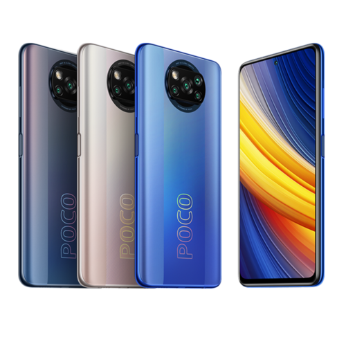 "Poco X3 Pro 8GB 256GB Smartphone NFC 6,67"" Snapdragon 860 Móvil Versión Global"
