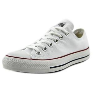 Converse Chuck Taylor All Star Ox Optical White M7652c Shoes ... 17a29d451