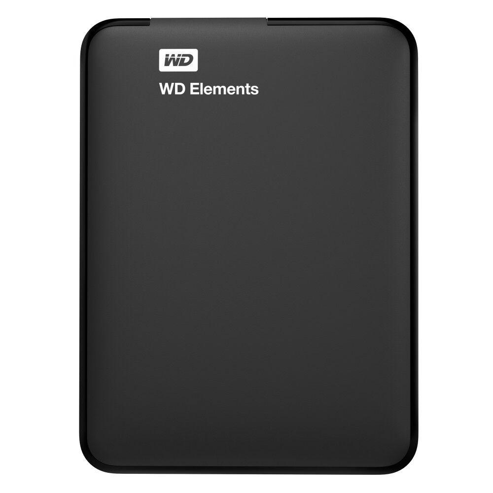 externe Festplatte WD Elements Portable 2,5 1TB 2TB 3TB 4TB USB 3.0 tragbar