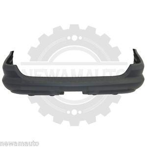 AM Rear Bumper Cover For Mercedes-Benz ML320,ML350 PRIME MB1100167 1638807071
