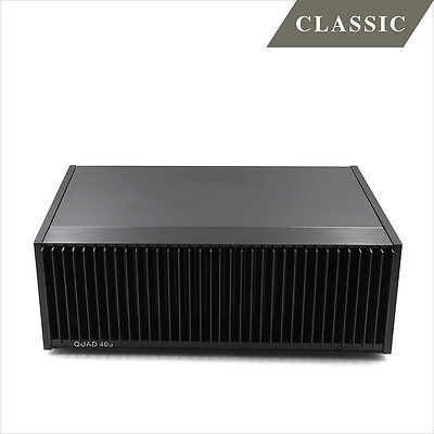 New Finished Classic QUAD405 Clone Power amplifier ON MJ15024 100W+100W HIFI AMP for sale  Shipping to Canada