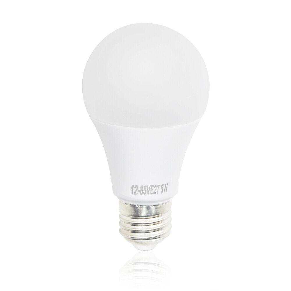 Led Bulbs lights 3W  led light bulb DC12V E27 volt Led to le
