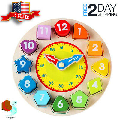 Educational Toys For Boy Girl Year Old Toddlers Age 2 3 4 Gift Christmas -