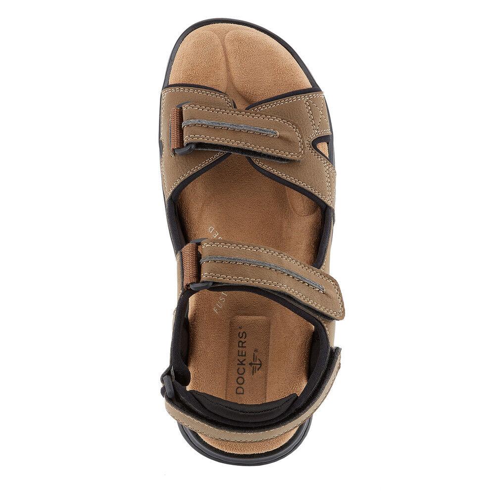 Dockers Mens Newpage Casual Comfort Outdoor Sport Adjustable Sandal Shoe 1