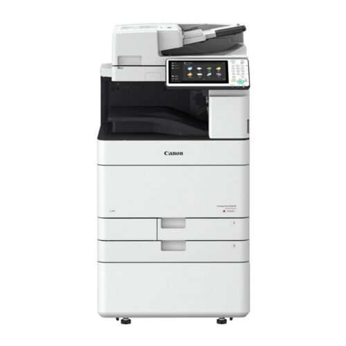 Canon Ir Advance C5535i A3 Color Laser Copier Printer Scanner Mfp 35 Ppm C5560i