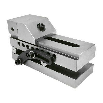 Precision Sine Vise 2-58 Opening Toolmaker Machinist Tookmaking Clamp Vise