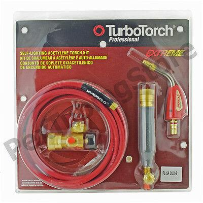 Turbotorch 0386-0833 Pl-5adlx-b Torch Swirl Kit Air Acetylene Self Lighting