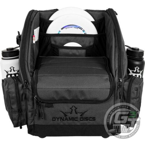Dynamic Discs COMMANDER Backpack Disc Golf Bag - PICK YOUR COLOR