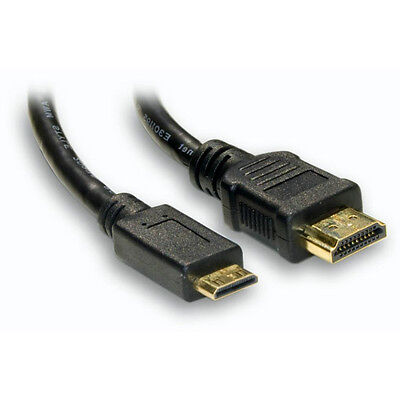CG J3 6ft mini HDMI TV cable for Nikon Coolpix 1 S1 J2 J1 S800c S5200 S9300 for sale  Shipping to India