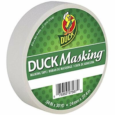Masking 240878 White Color Tape.94-Inch By 30 Yards Adhesives & Sealers Hardware