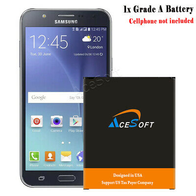 New Battery Compatible For Samsung Galaxy J7 SMJ700 J700M (4220mAh) EB-BJ700CBE 700 Mah Compatible Battery