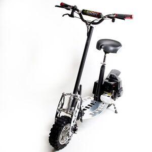 71cc mach1 l 39 essence scooter model 8 71g1 mark2 trotinette 71 cc moteur 1901 ebay. Black Bedroom Furniture Sets. Home Design Ideas