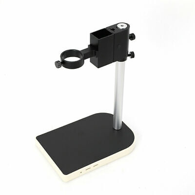 Microscope Table Stand Adjustable Boom Camera Holder 42mm Ring 22.5cmx29cm New