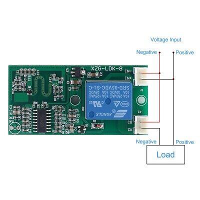 Dc 5v Microwave Radar Sensor Module Pir Switch Relay Output Switch Controller