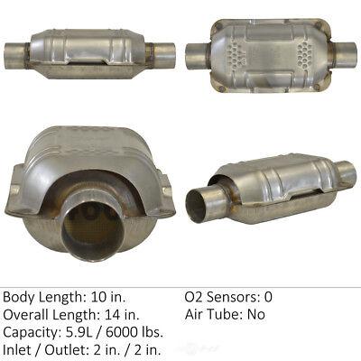 Geo Metro Universal Catalytic Converter (Catalytic Converter-Universal Eastern Mfg 70316 )