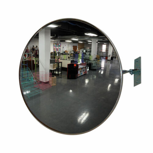 """Convex Security Mirror With Swivel Mount 18"""" Viewing Distance Approximately 15'"""