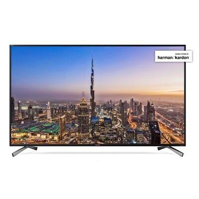 Sharp Aquos LC-49UI8652E UHD LED LCD Smart TV schwarz 124cm 49 Zoll Fernseher Aquos Led