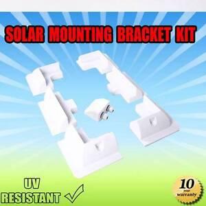 Solar Panel Mounting Bracket kit Mount Corner Boat Kit Caravan r Wangara Wanneroo Area Preview