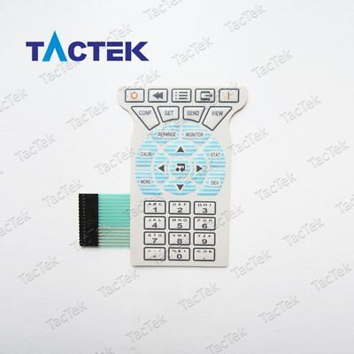 Membrane Keypad Switch For Abb Stt04 Abb Bailey Fsk Version Stt04 Keyboard