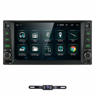 """Fit For Camry TOYOTA RAV4 Corolla 7"""" Android 9.0 Car Stereo Radio GPS Navi BT"""