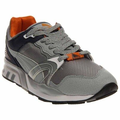 Puma Trinomix XT2 Plus Tech Running Shoes - Grey - Mens
