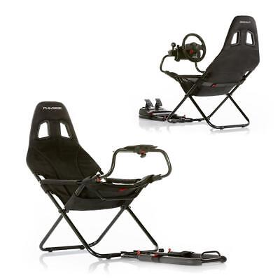 PLAYSEAT CHALLENGE RACING SEAT SEDIA AUTO GAMING SUPPORTO VOLANTE PEDALI RALLY