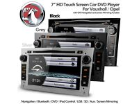 Navigation Bluetooth DVD Player USD SD Aux Car Stereo For Vauxhall Astra Corsa Zafira