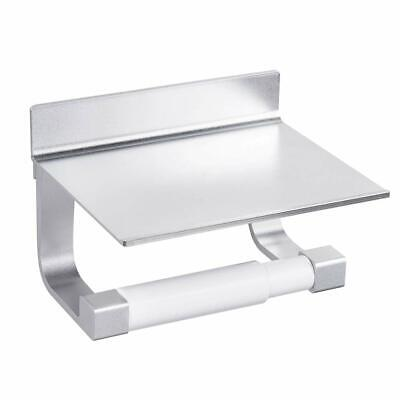 Gricol Toilet Paper Holder Self Adhesive Space Aluminum Tissue Paper Roll Holder