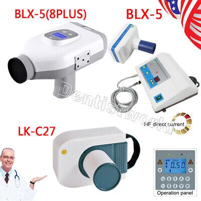 Dental Portable X Ray Mobile Film Imaging Focus Digital System Machine Low Dose