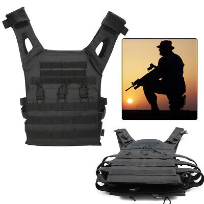 Operator Plate Carrier Body Armor Chest Rig Vest Army Military Combat Tactical - Chest Plate