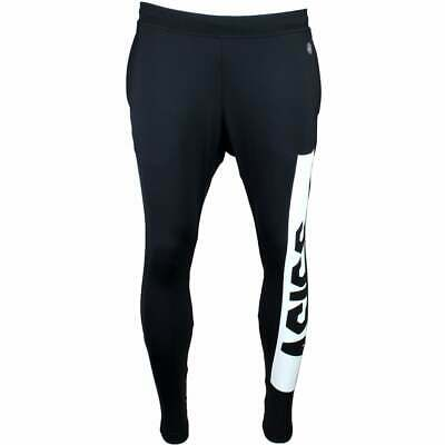 ASICS Fitted Knit Pant  Casual   Pants & Shorts - Black - Mens Knit Pant Casual Pants
