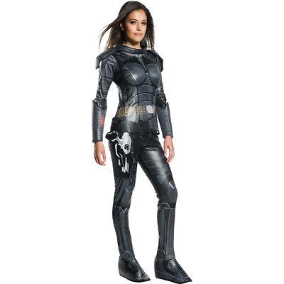 Womens Deluxe Laureline Valerian Halloween Costume (Womens Deluxe Halloween Costumes)
