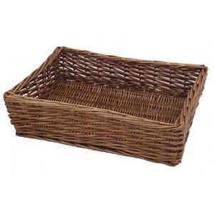 Large Wicker Storage Baskets  sc 1 st  eBay & Wicker Storage Baskets | eBay